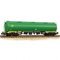 Graham Farish 373-561 TEA Bogie Tank Wagon BP Green
